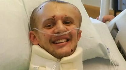 Man Shot in Head