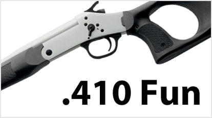 6 Can't Miss  410 Youth Scatterguns - First Shotguns :: Guns com