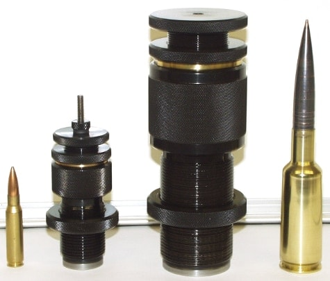 14.5 SOP and a .308 Winchester and their loading dies