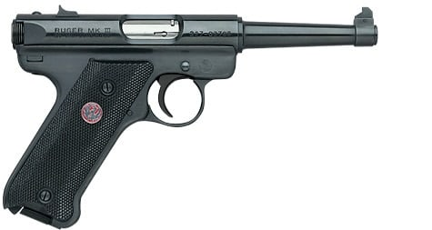 The Ruger Mark III Standard