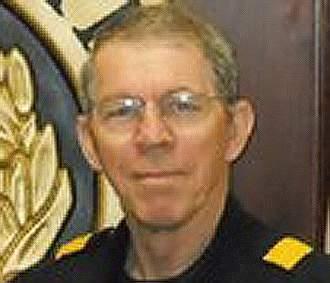 Texas Constable Edward Shadbolt