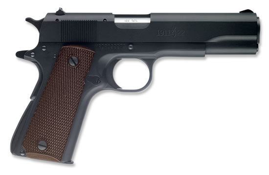 The Browning 1911-22A1