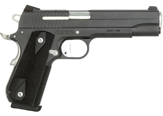 sig fastback handgun