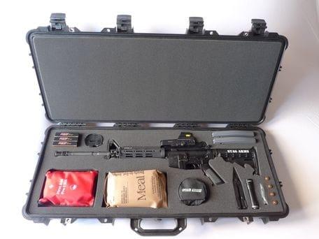 prepper gun