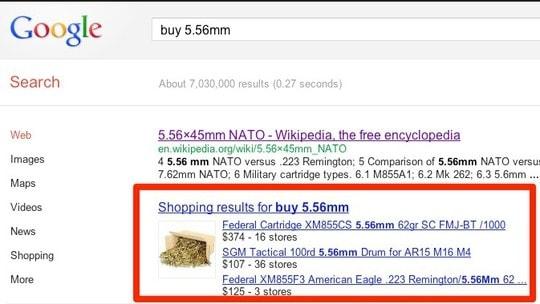 Firearm Blog Shopping Result