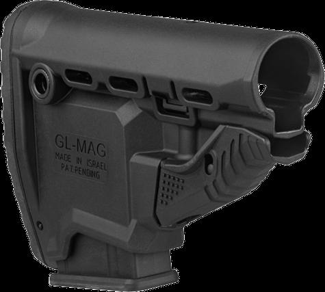 FAB Defense GL MAG buttstock