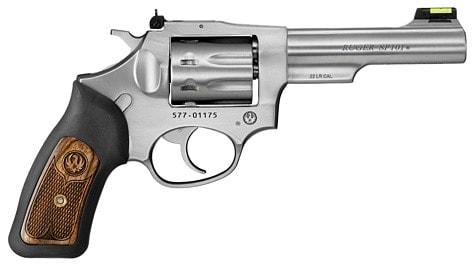 The Ruger SP101 in .22LR