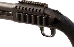 mesa tactical rail on rifle
