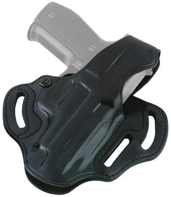 holstered handgun