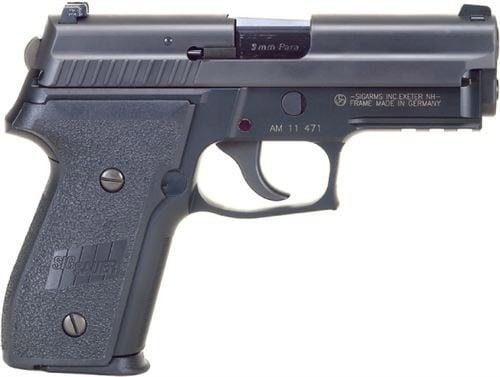sig sauer handgun