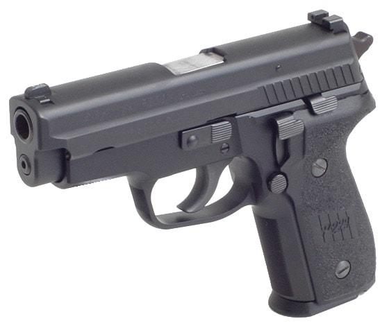 sig handgun
