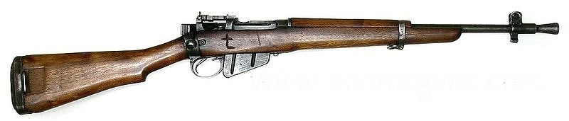 british army rifle