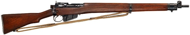 british rifle