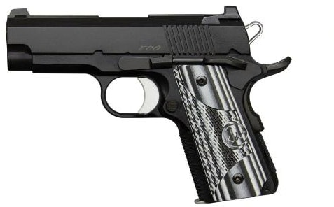 dan wesson eco pistol