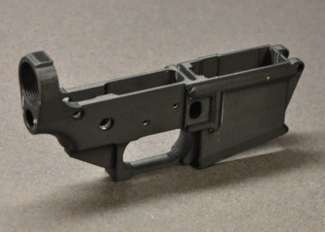 Plastic Gun Owner