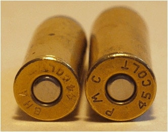 2 pmc 45 colt bullets