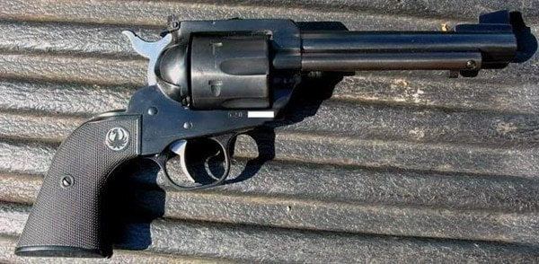 ruger super blackhawk gun