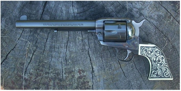 ruger with long barrel