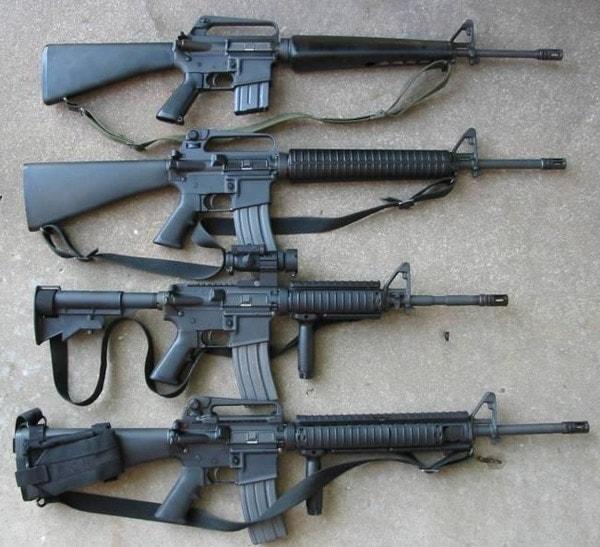 M16/AR-15