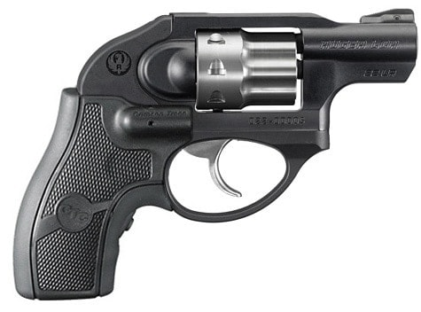 Ruger LCR in .22 self defense