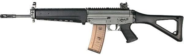 SIG 551-A1 Rifle