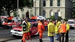 european first responders