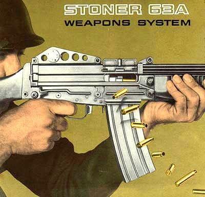 Stoner 63 A.
