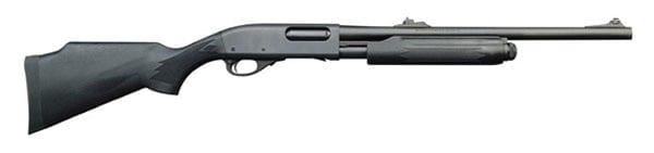 Remington 870 slug gun