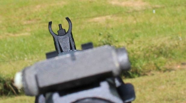 The AK Front Sight