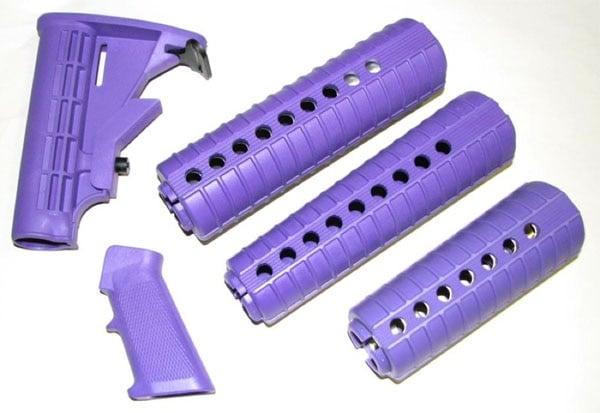 Purple AR Furniture