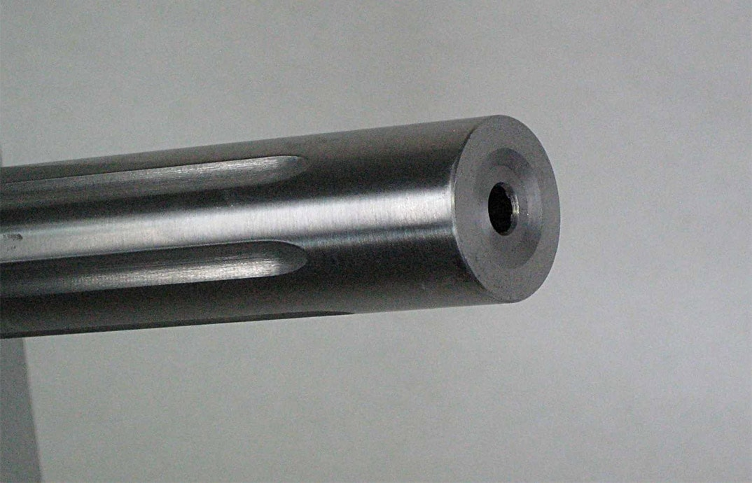 Excel Arms Accelerator muzzle