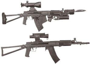 ASM-DT Amphibious Rifle