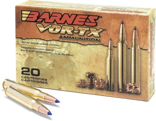 Barnes Vor-Tx Ammunition Bullets Hunting Ammo Ammunition Reloader Reload