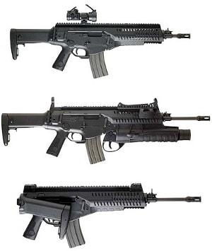 beretta arx 160 rifles