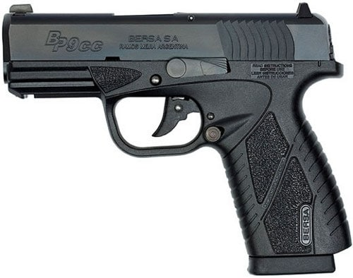 BP9 CC with black finish