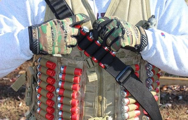 blackhawk shotgun sling ammo carrying vest