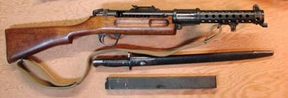 The Lanchester Mark I Submachine Gun: Stolen Designs, Done