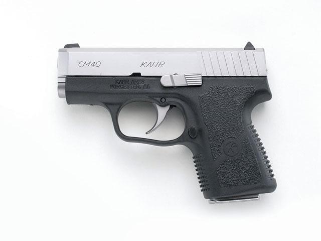 kahr cm40 pistol