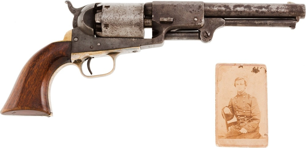 Colt 3rd Model Dragoon