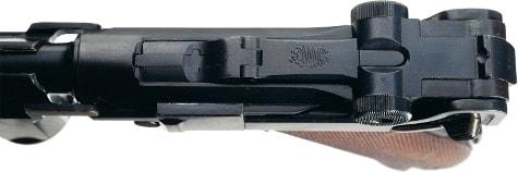 Deutsche Waffen- und Munitionsfabriken stamp