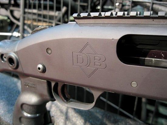 Diamondback Rattler Tactical Shotgun 12 Gauge