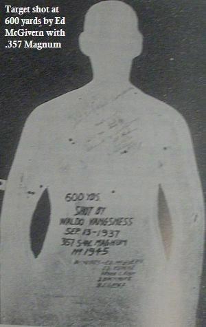 Ed McGivern target