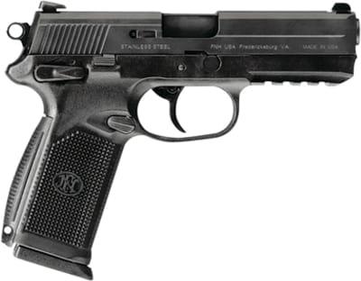 All-black FNX-45