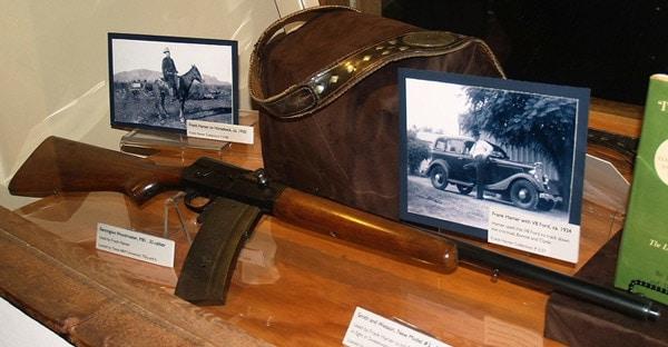 Frank Hamers Remington Model 8.