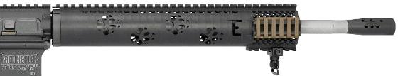 Rock River Arms Fred Eichler Series Predator muzzle view