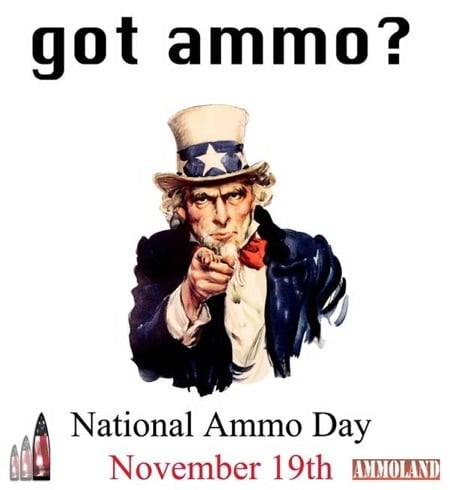 national ammo day got ammo uncle sam poster