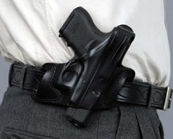 Shooters should be familiar with a variety of handgun holsters.