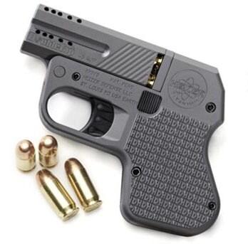 heizer doubletap pistol