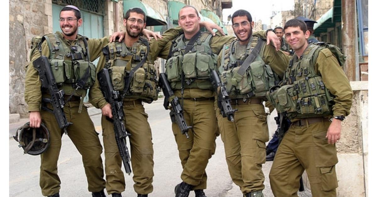 IDF infantry with CTAR-21, GTAR-21