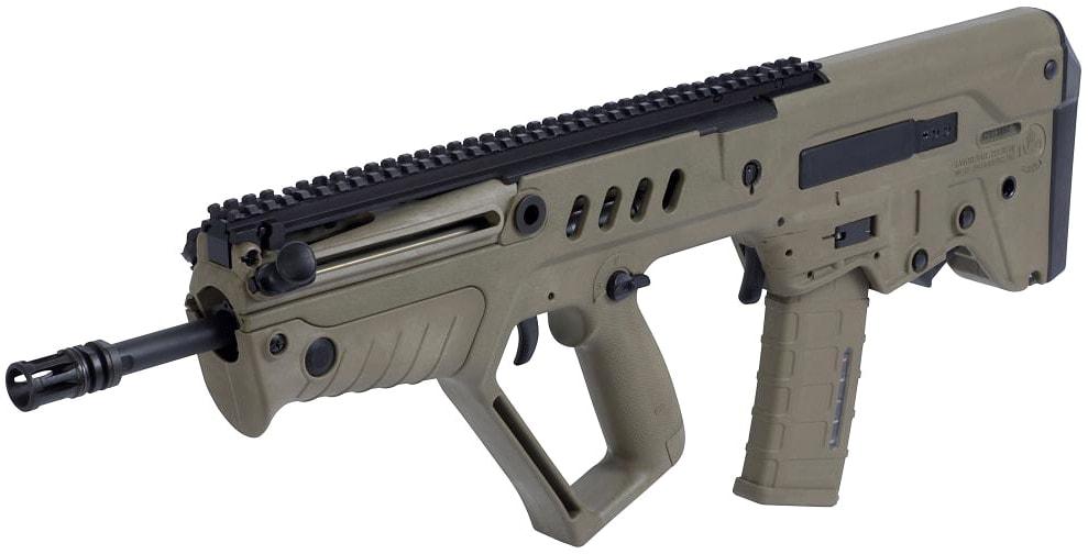 Israeli Weapon Industries making IWI Tavor bullpups in the US